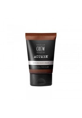 Acumen Cooling Shave Cream 100Ml