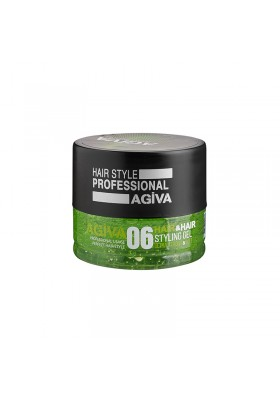 Agiva Hair Gel 200Ml 06 Ultra Strong Wet