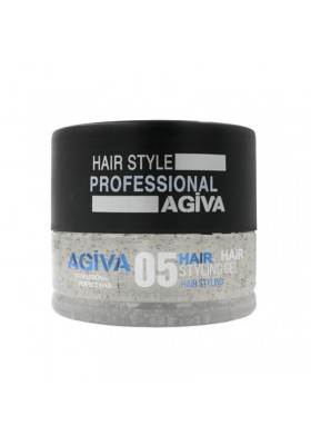 Agiva Hair Gel 700Ml 05 Transparant