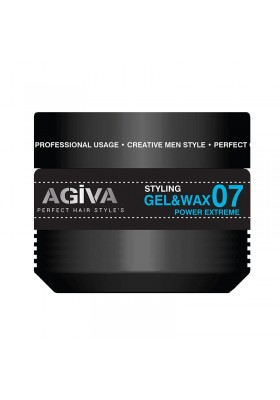 Agiva Hair Gel & Wax 500 Ml