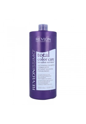 Antifading Shampoo For Blondes Total Color Care 1000Ml