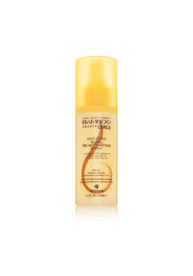 Bamboo Smooth Curls Reactivating Spray 125Ml