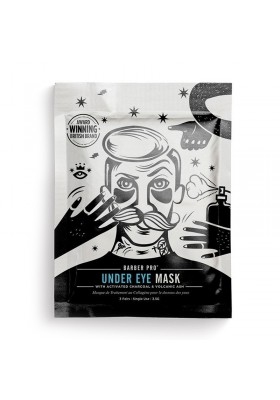 Barber Pro Under Eye Mask 3×3,5g