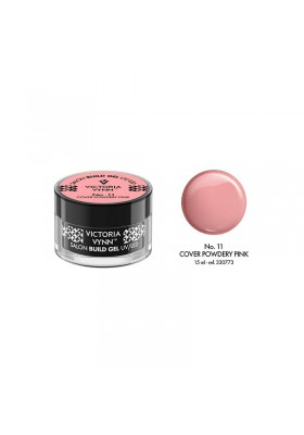Build Gel Uv/led Cover Powdery Pink 11 15Ml