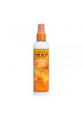 Cantu Shea Butter For Natural Hair Coconut Oil Shine & Hold Mist 237Ml