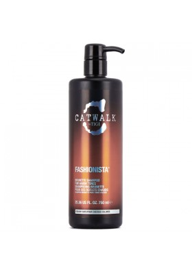 Catwalk Fashionista Brunette Shampoo 750Ml