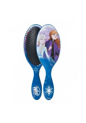 Cepillo Frozen Ii Anna Elsa Wet Brush