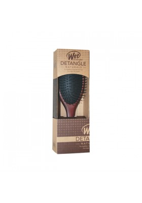 Cepillo Ovalado Naturals Medium Wood Wet Brush-pro