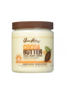 Cocoa Butter Face + Body Creme 425g
