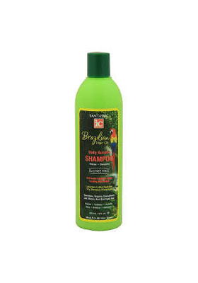 Brazilian Hair Oil Daily Keratin Shampoo 355Ml