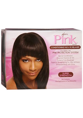 Conditioning No-lye Relaxer Super 1 Application