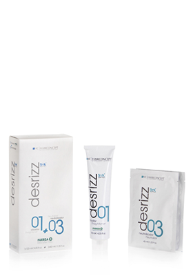 Desrizz 01 + 03 Neutralizante Sensibles Fuerza 2 120+2×40 Ml