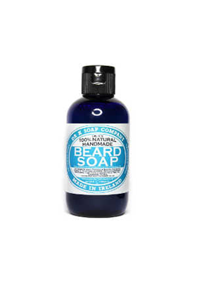 Dr K Soap Barber Beard Soap Lime Essential Oil 250Ml