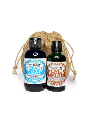 Dr K Soap Beard Bag (tonic 50Ml, Soap 100Ml)