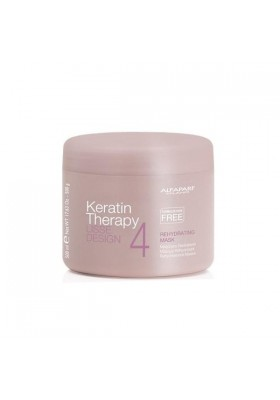 Alfaparf Milano Lisse Desing Keratin Therapy Rehydrating Mask 500Ml
