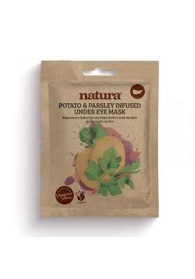 Natura Potato & Parsley Infused Under Eye Mask 3×3,5g
