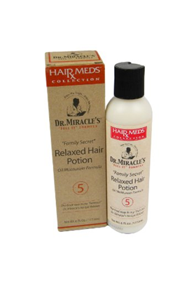 Relaxed Hair Potion 177Ml