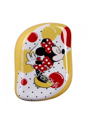 Tangle Teezer Compact Disney Minnie Mouse Yellow