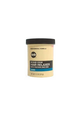 Hair Relaxer With Protein And Dna Super 212Gr