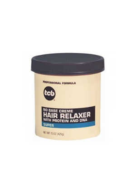 Hair Relaxer With Protein And Dna Super 425Gr