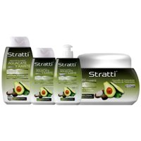 Pack Mantenimiento Stratti Aguacate 4 Productos