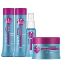 Pack Mantenimiento Haskell Rescate Total 4 Productos