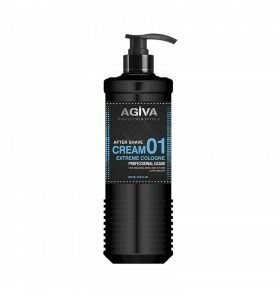 Agiva After Shave Crema 400 Ml Extreme