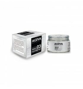 Agiva Hairpigment Wax 03 Color White 120g